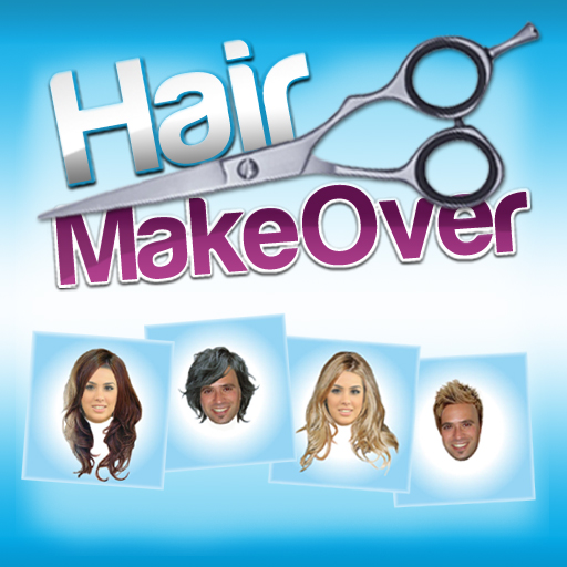 Hair MakeOver - new hairstyle & haircut in a minute Image