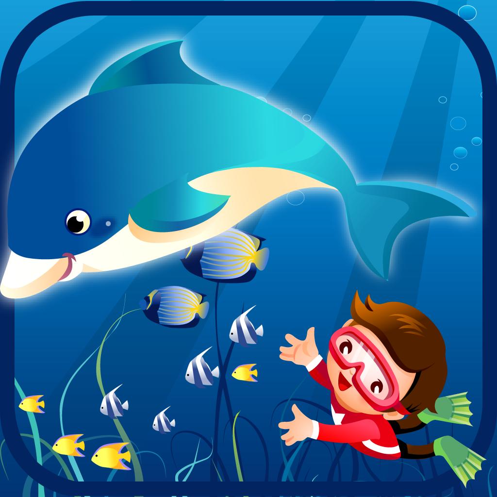 Kids Amazing Ocean: the kingdom underwater!